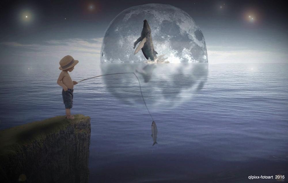 Fisherboy`s Dream