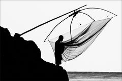 * Fisherman *