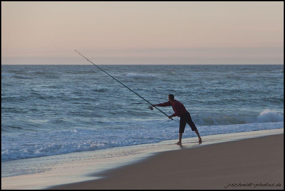Fisherman...