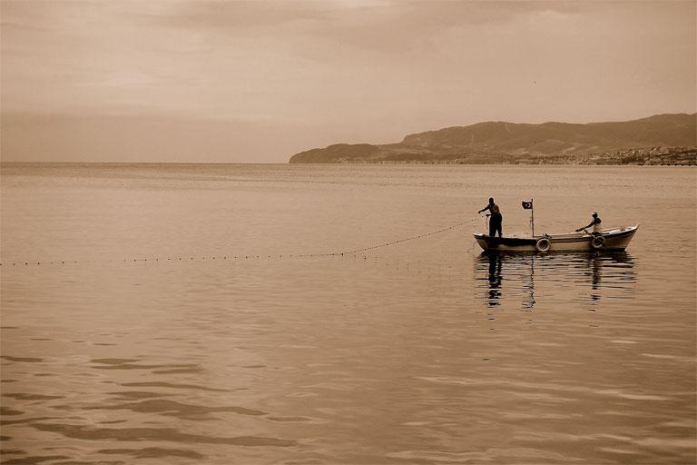 fisherman of my city (tekirdag)