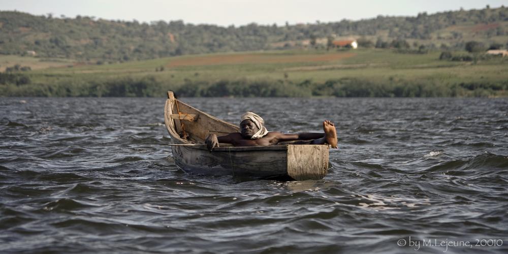 *fisherman relaxing #2*