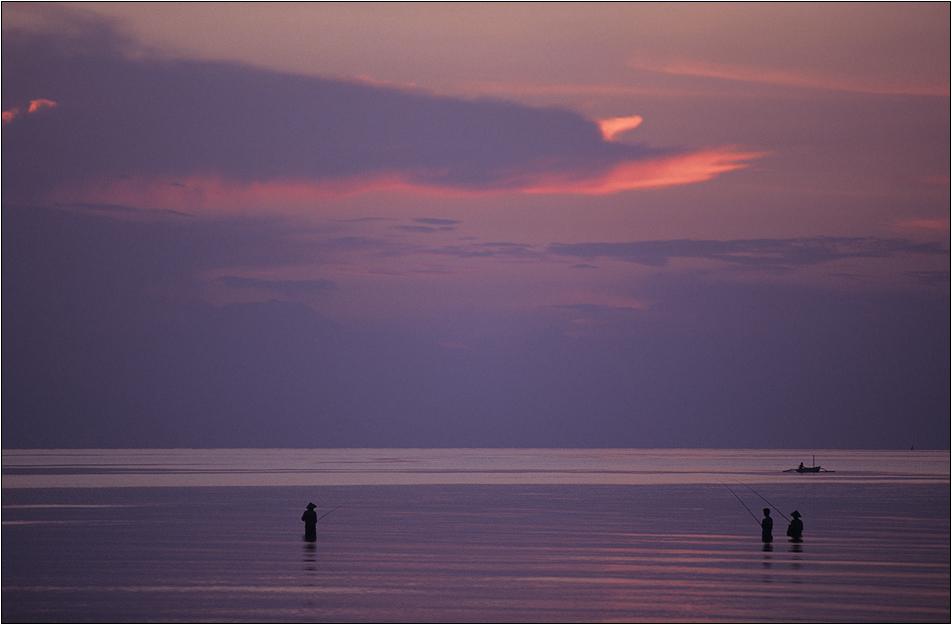 fisherman's dawn