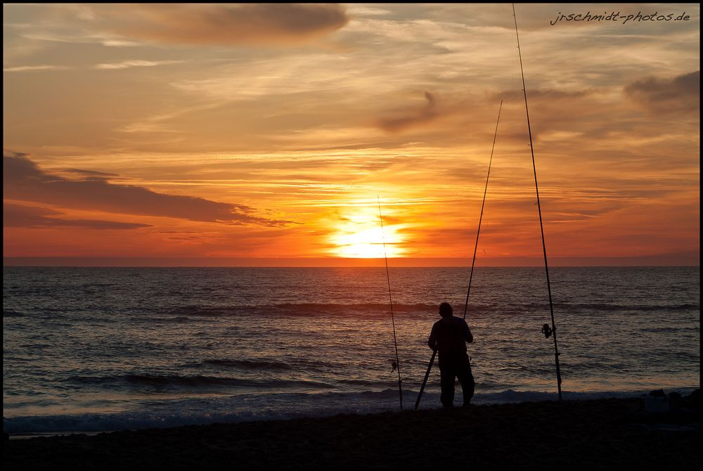 Fisherman's Sunset...