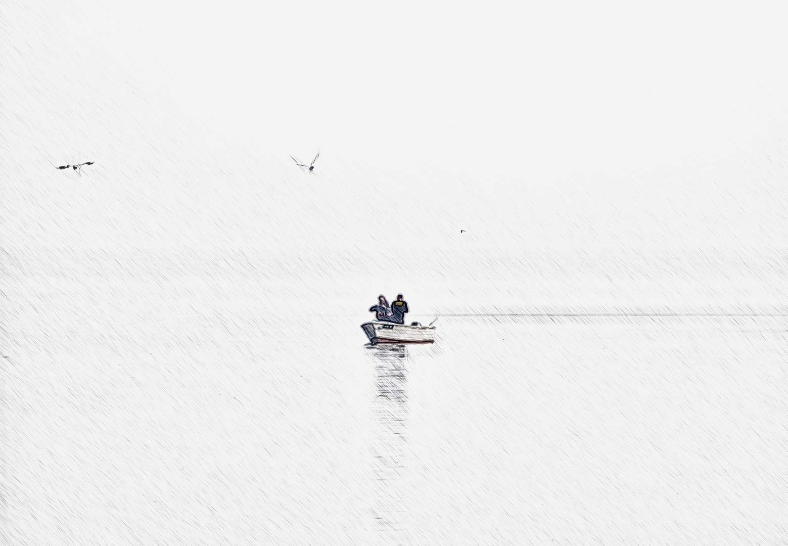 fishermen ...