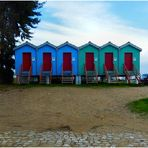 Fishermen's houses