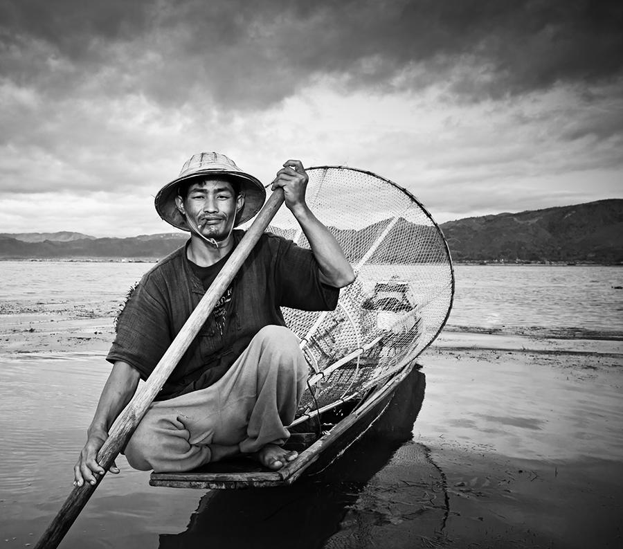 Fishermen's life von Kostas Maros