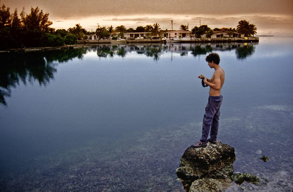 fishin' & dreamin' in Key West