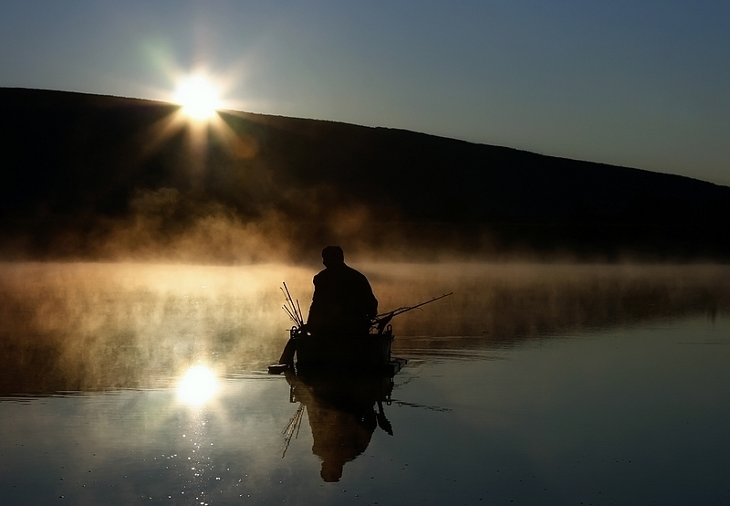 Fishing in Imotski