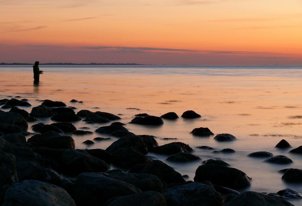 Fishing in the Baltic Sea