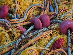 Fishing Nets on Hydra