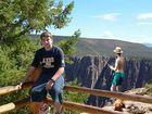 Fishing the Gunnison Canyon