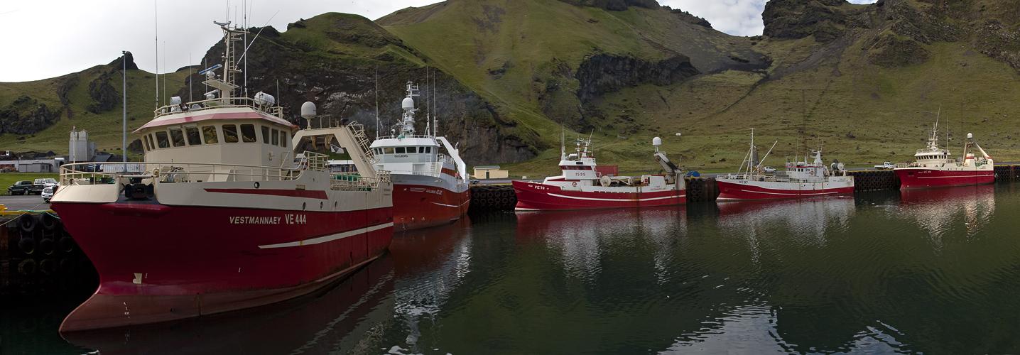 FISHING VESTMANNAEY