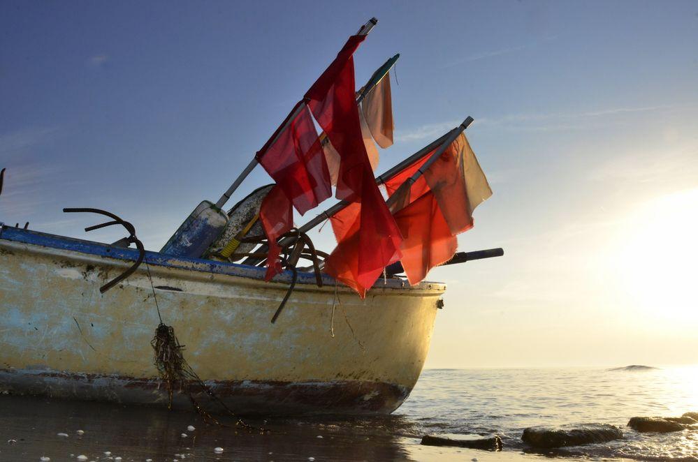 Fishingboot
