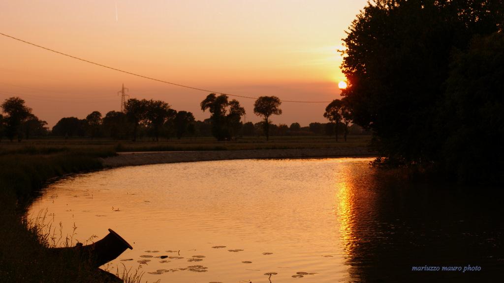 fiume di bronzo