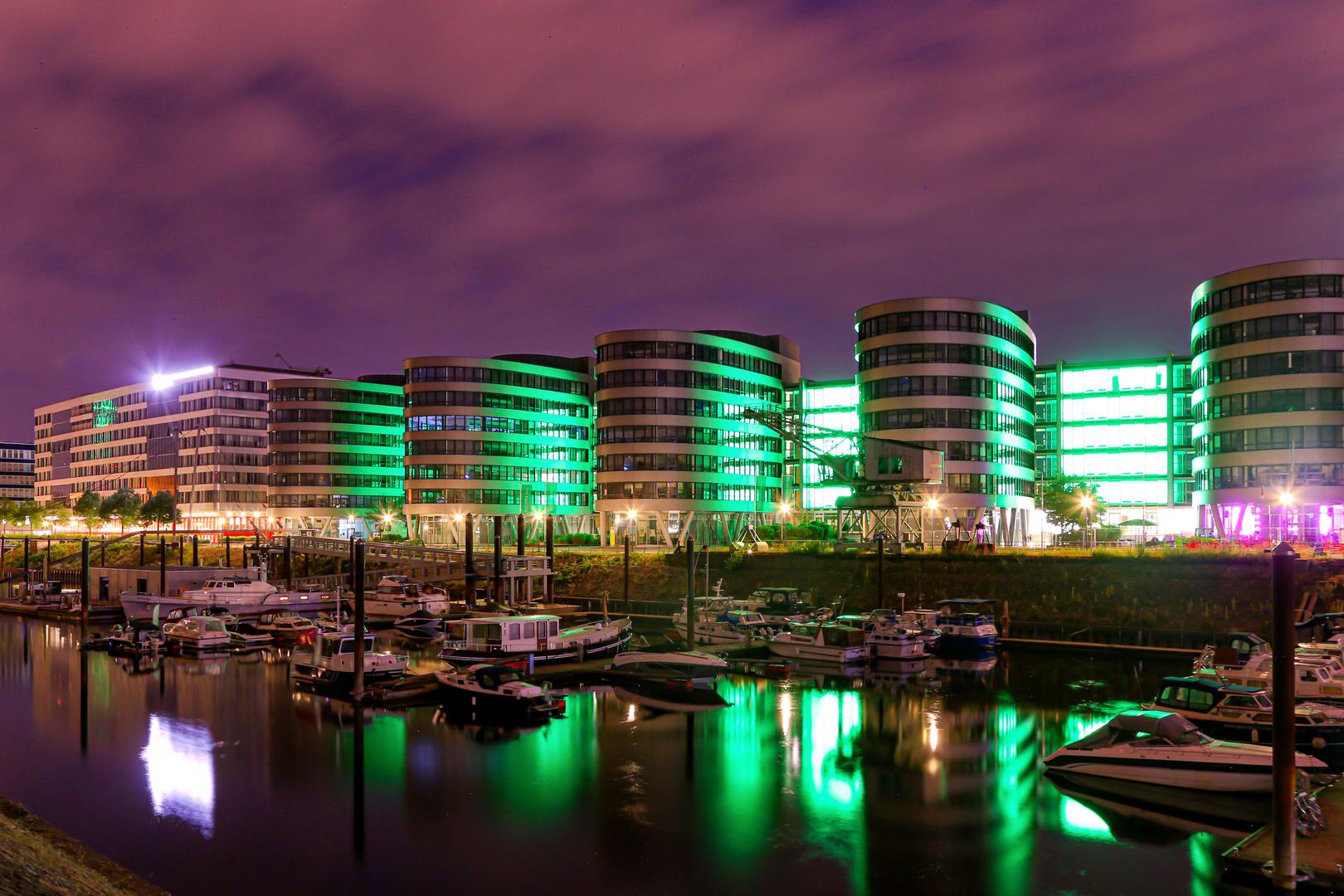 Five Boats Green