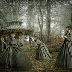 Five O'Clock Tea mit den Brontë Sisters