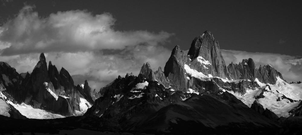 Fiz Roy & Cerro Torre