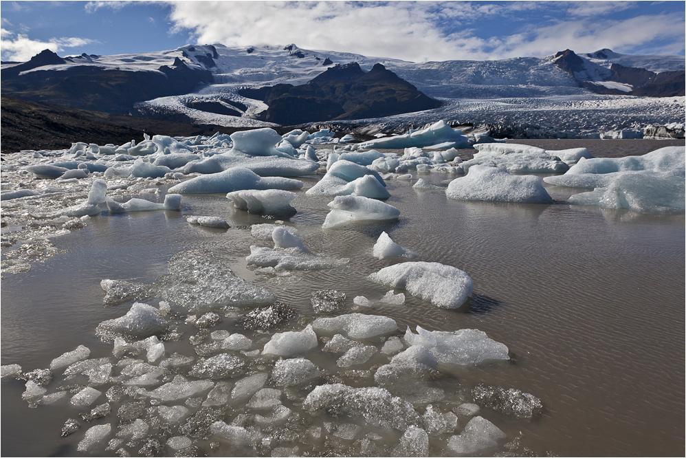 FJALLSJÖKULL - ICELAND