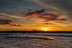 Fjellnäs Sunrise