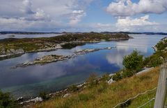 Fjord - Landschaften ...