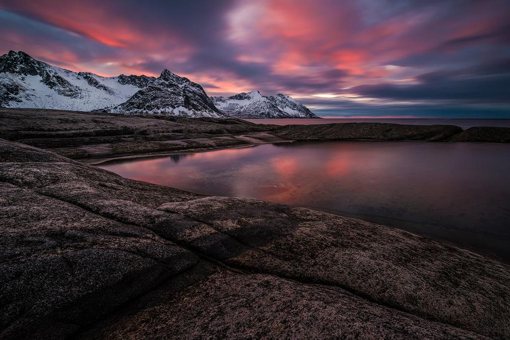 [ … fjord light ]