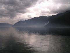 Fjord mal nicht im Kaiserwetter-Look!