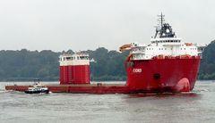 Fjord   - Schwergut-Schiff