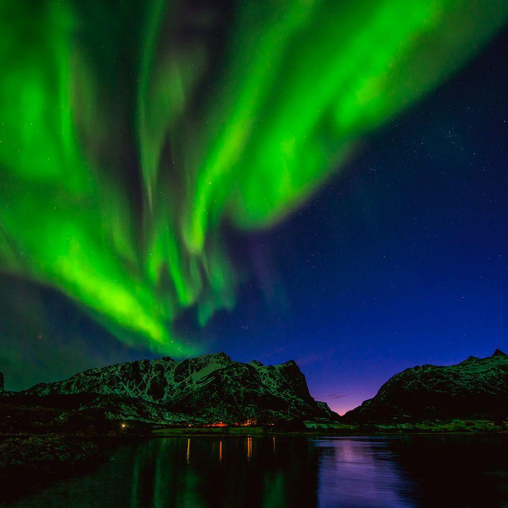 fjordaurora