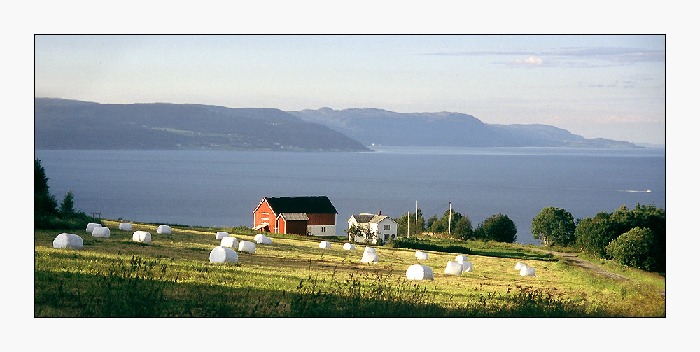 Fjordidyll