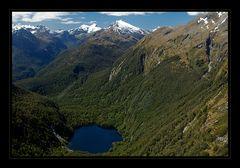 Fjordland III, NZ