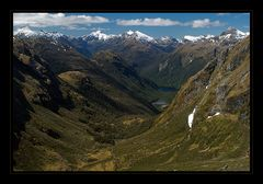Fjordland, NZ