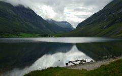 Fjordlandschaften
