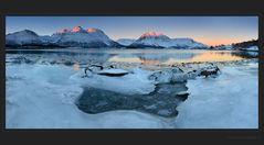 Fjordpanorama (180° Pano)