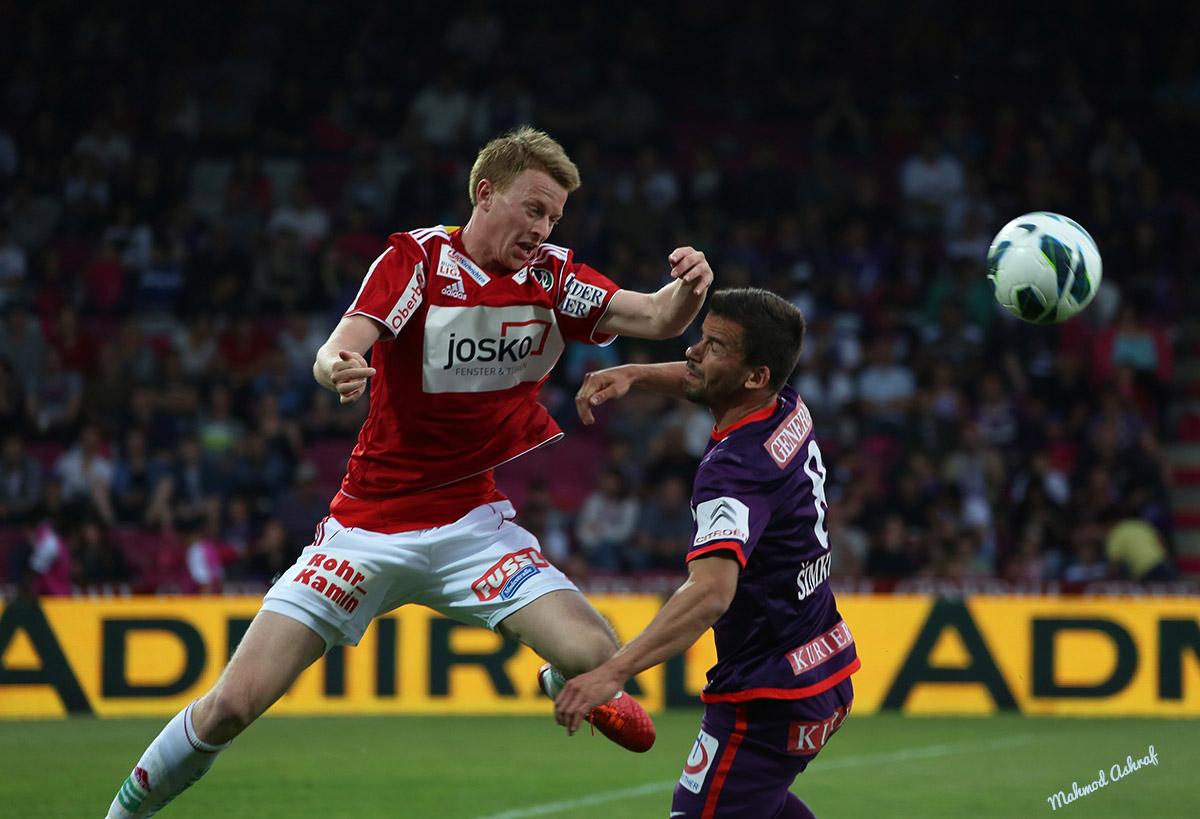 FK Austria Wien & SV Ried