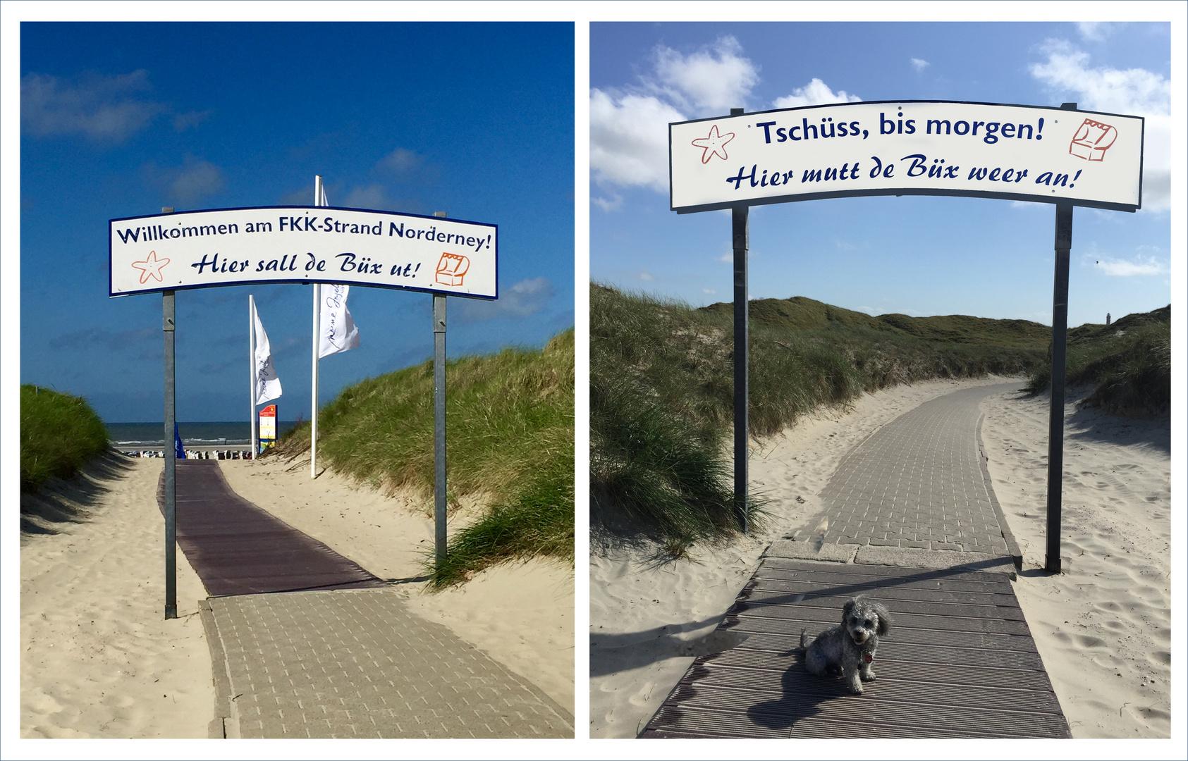 FKK-Strand Hooksiel | Wangerland