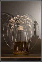 Flacon de parfum Lalique