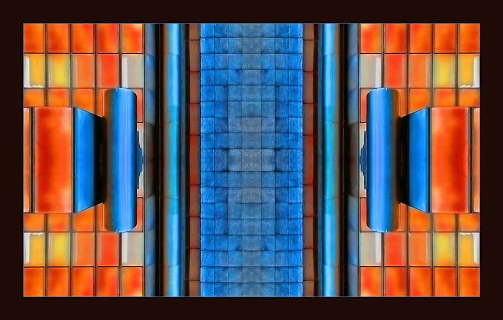Fläche.Struktur.Farbe