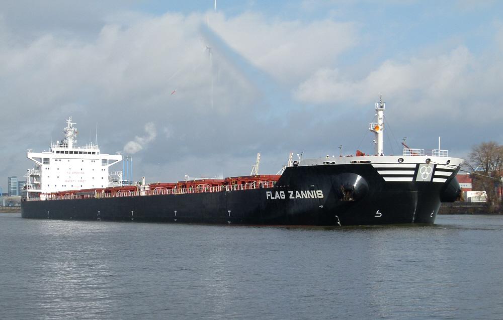 Flag Zannis   -   Bulk Carrier