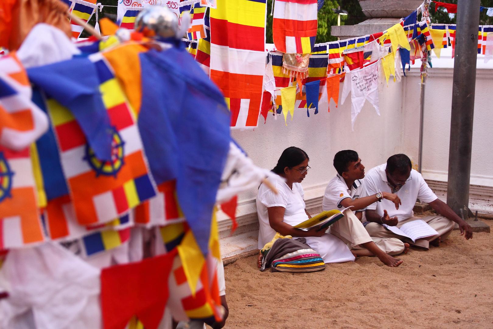 FLAGS IN SRI LANKA