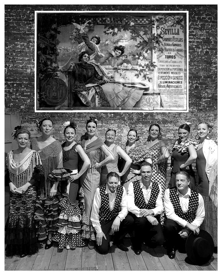 flamenco   alandalus Belgica