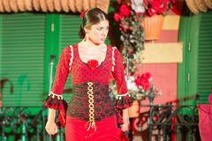 Flamenco dancer - Anger