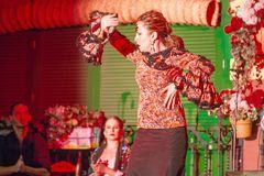 Flamenco dancer - Intensity I.