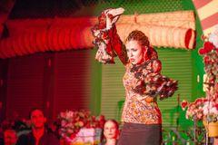 Flamenco dancer - Intensity II.