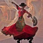 Flamenco Fractal