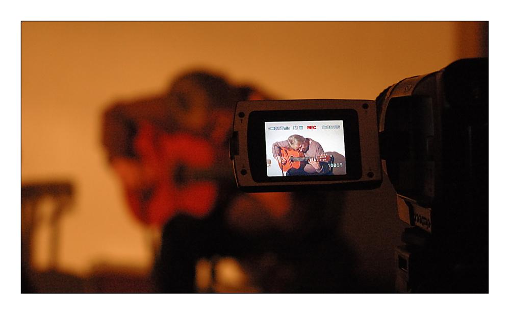 Flamenco in bewegten Bildern