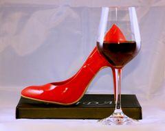 Flamenco-Tanz-Heihiels-Rotwein