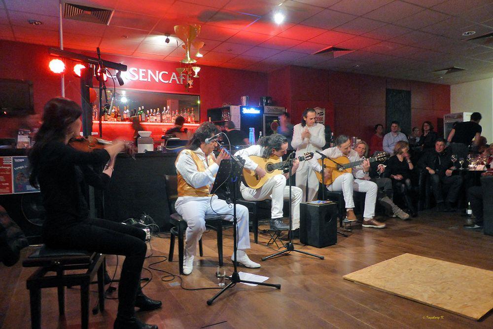 Flamencoabend im Börsencafé Neuss