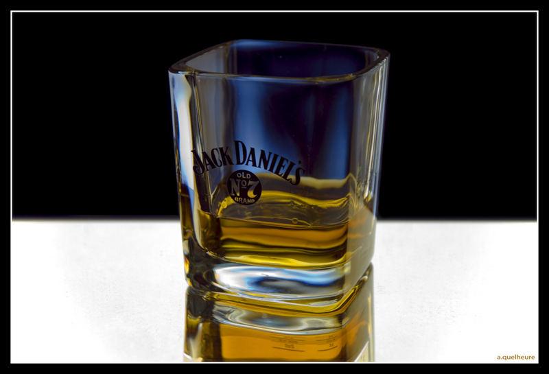 flaming blue whiskey
