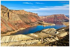 Flaming Gorge, oder....