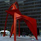 Flamingo - Alexandre Calder - Chicago